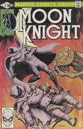 Moon Knight (1980 1st Series) 6