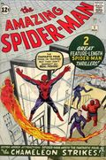 Amazing Spider-Man (1963 1st Series) 1