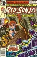 Red Sonja (1977 1st Marvel Series) 14