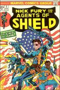 SHIELD (1973 Marvel) 2