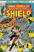 SHIELD (1973 Marvel) 4