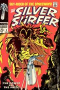 Silver Surfer (1968 1st Series) 3