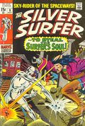 Silver Surfer (1968 1st Series) 9