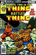 Marvel Two-in-One (1974 1st Series) 50