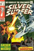 Silver Surfer (1968 1st Series) 12