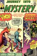 Thor (1962-1996 1st Series Journey Into Mystery) 99