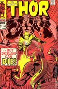 Thor (1962-1996 1st Series Journey Into Mystery) 153