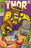 Thor (1962-1996 1st Series Journey Into Mystery) 155