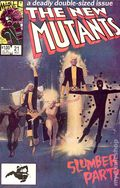 New Mutants (1983 1st Series) 21