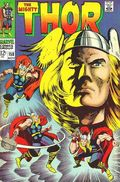 Thor (1962-1996 1st Series Journey Into Mystery) 158