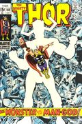 Thor (1962-1996 1st Series Journey Into Mystery) 169