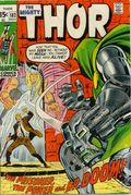 Thor (1962-1996 1st Series Journey Into Mystery) 182