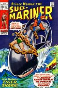 Sub-Mariner (1968 1st Series) 24