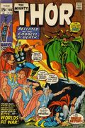 Thor (1962-1996 1st Series Journey Into Mystery) 186
