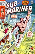 Sub-Mariner (1968 1st Series) 38
