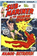 Sub-Mariner (1968 1st Series) 44