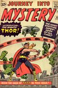 Thor (1962-1996 1st Series Journey Into Mystery) 83