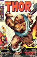 Thor (1962-1996 1st Series Journey Into Mystery) 159
