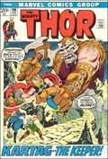 Thor (1962-1996 1st Series Journey Into Mystery) 196