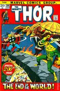 Thor (1962-1996 1st Series Journey Into Mystery) 200