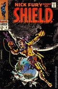 Nick Fury Agent of SHIELD (1968 1st Series) 6
