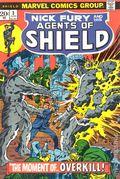 SHIELD (1973 Marvel) 3