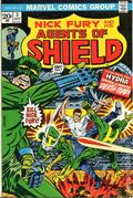 SHIELD (1973 Marvel) 5