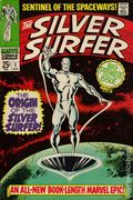 Silver Surfer (1968 1st Series) 1