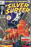 Silver Surfer (1968 1st Series) 8