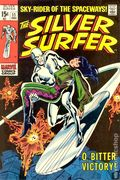 Silver Surfer (1968 1st Series) 11