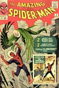 Amazing Spider-Man (1963 1st Series) 2