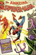 Amazing Spider-Man (1963 1st Series) 21