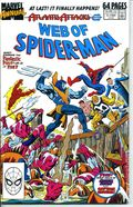 Web of Spider-Man (1985 1st Series) Annual 5