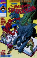 Amazing Spider-Man Adventures in Reading Giveaway (1991) Volume 1, Issue 1-1ST
