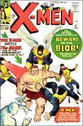 Uncanny X-Men (1963) 1st Series 3
