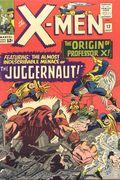 Uncanny X-Men (1963) 1st Series 12