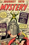 Thor (1962-1996 1st Series Journey Into Mystery) 85