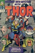 Thor (1962-1996 1st Series Journey Into Mystery) 123