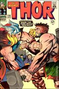 Thor (1962-1996 1st Series Journey Into Mystery) 126