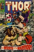 Thor (1962-1996 1st Series Journey Into Mystery) 152
