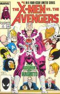 X-Men vs. the Avengers (1987) 4