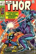 Thor (1962-1996 1st Series Journey Into Mystery) 170