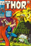 Thor (1962-1996 1st Series Journey Into Mystery) 188