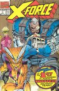 X-Force (1991 1st Series) 1GOLDRP