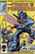 Transformers (1984 Marvel) 1st Printing 32