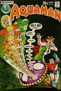 Aquaman (1962 1st Series) 55
