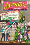Adventure Comics (1938 1st Series) 343