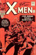 Uncanny X-Men (1963) 1st Series 17