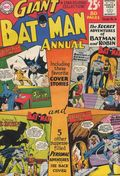 Batman (1940) Annual  4