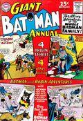 Batman (1940) Annual  7